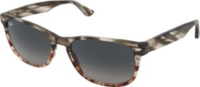 Ray-Ban RB2184 57mm striped grey-brown/grey gradient (RB2184-125471)