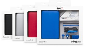BigBen Essential pack for Nintendo 3DS XL (DS) (various colours)