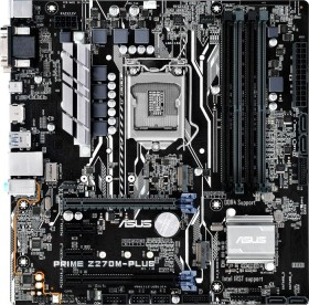 ASUS Prime Z270M-Plus (90MB0S50-M0EAY0)