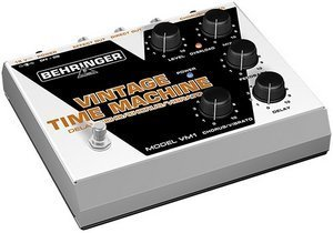 Behringer VM1 Analog Delay/echo/chorus/vibrato Effect pedal -- © Copyright 200x, Behringer International GmbH