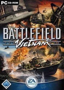 Battlefield Vietnam (German) (PC)