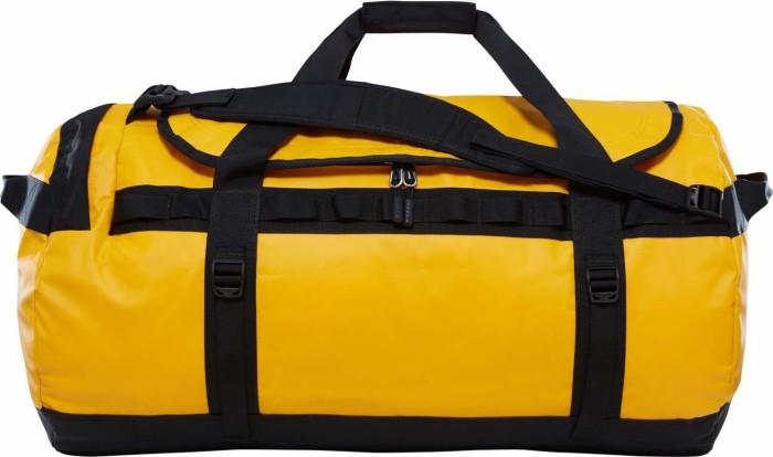 The North Face Base Camp Duffel L mit Oberhandgriff summit gold/tnf black (T93ETQZU3)