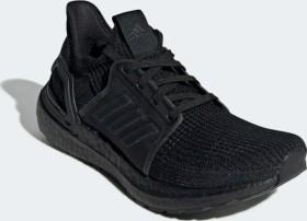 adidas Ultra Boost 19 core black/solar orange (Damen) (EF1345)