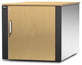 APC NetShelter CX mini 12U, server rack noise-insulated (AR4000MV)