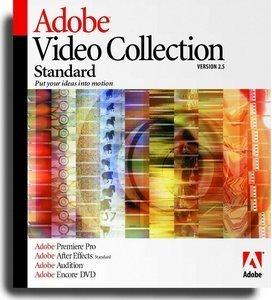 Adobe Digital Video Collection Standard 2.5, aktualizacja After Effects Standard od 3.x (angielski) (PC) (23170063)
