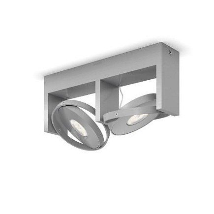Philips myLiving Spot Particon ceiling light 2 flames (53152/48/P0)