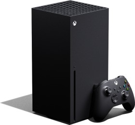 Microsoft Xbox Series X - 1TB schwarz