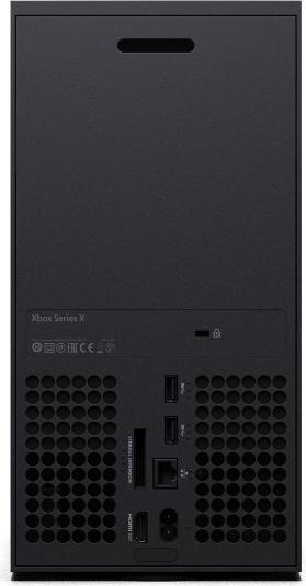 Bild von Microsoft Xbox Series X - 1TB schwarz