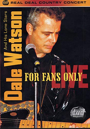 Dale Watson - For Fans Only: Live -- via Amazon Partnerprogramm