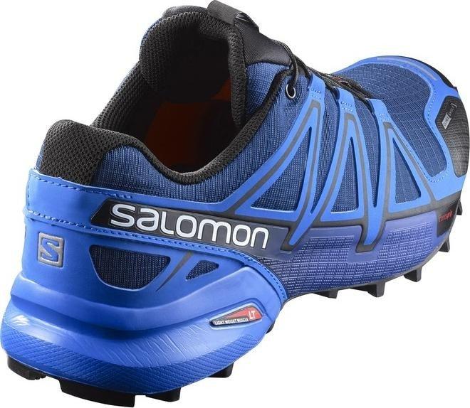 Salomon Speedcross 4 CS blue depthbright blueblack (Herren