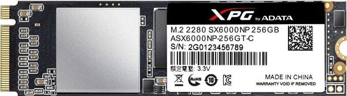 ADATA XPG SX6000 256GB, M.2 (ASX6000NP-256GT-C)