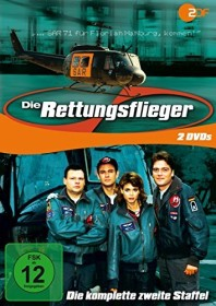 Die Rettungsflieger Staffel 2 (DVD)