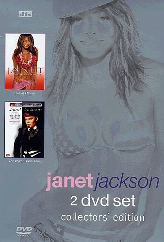 Janet Jackson - Live in Hawaii/Velvet Rope Tour