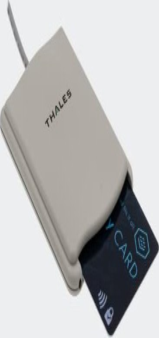 Gemalto IDBridge CT40/PC USB SL single-slot-Card Readers, USB-A 2 0 [plug]