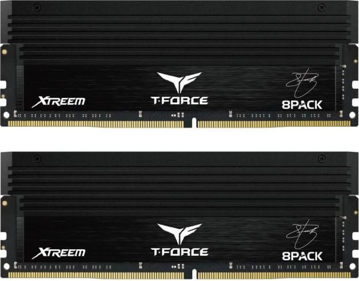 TeamGroup Xtreem 8Pack Edition DIMM Kit 16GB, DDR4-4500, CL18-20-20-44 (TXBD416G4500HC18EDC01)