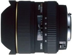 Sigma AF 12-24mm 4.5-5.6 EX DG Asp IF für Pentax K schwarz (200945)