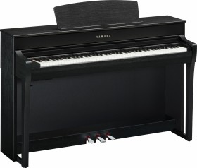 Yamaha Clavinova CLP-745 schwarz matt (CLP-745B)