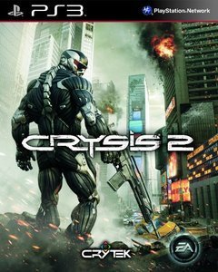 Crysis 2 (German) (PS3)