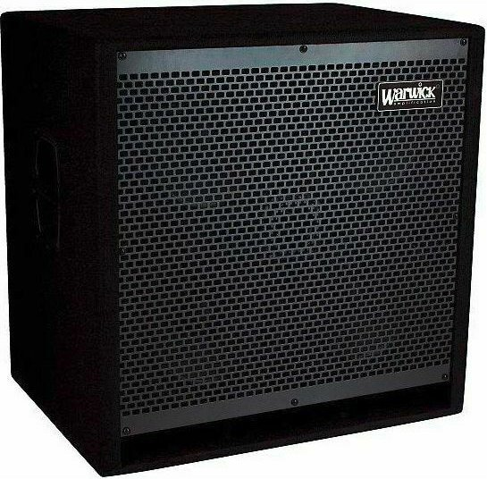Warwick WCA410 Bass Cabinet, 400W -- via Amazon Partnerprogramm