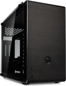 Raijintek Ophion Evo schwarz, Mini-ITX, Glasfenster (0R20B00104)