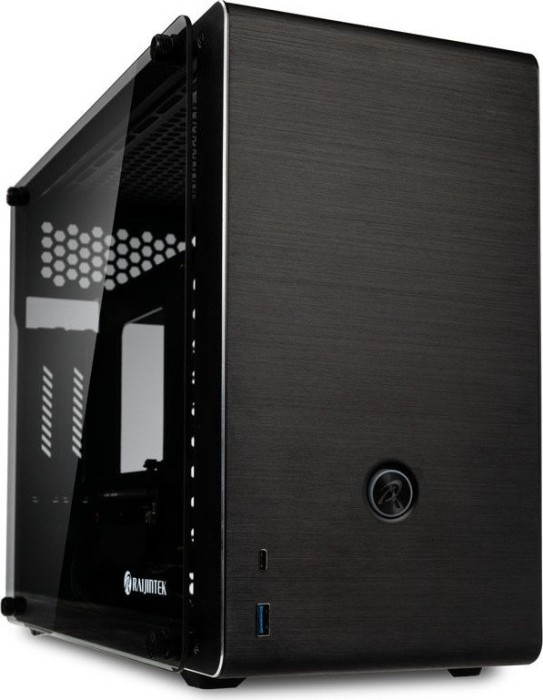 Raijintek Ophion Evo, mini-ITX, glass window (0R20B00098/0R20B00104)