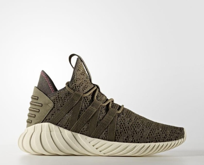 super popular d515f 2804c adidas tubular Dawn trace olive/cream white (BZ0627) from £ 68.35