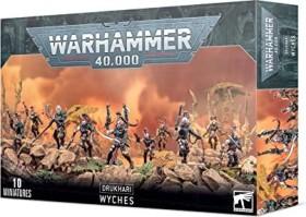 Games Workshop Warhammer 40.000 - Drukhari - Wyches (99120112008)