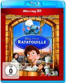 Ratatouille - Rattenscharf serviert (Blu-ray)