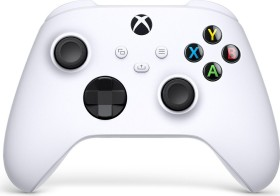Microsoft Xbox Series X Wireless Controller robot white (Xbox SX/Xbox One/PC) (QAS-00002)