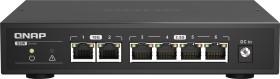 QNAP QSW-2100 Desktop 2.5G Switch, 6x RJ-45 (QSW-2104-2T)