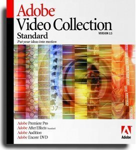 Adobe: Digital Video Collection Standard 2.5, aktualizacja After Effects Standard od 3.x (PC) (23170075)