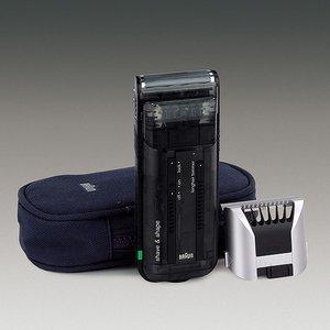 Braun 2540STB E-Razor Shave&Shape Herrenrasierer
