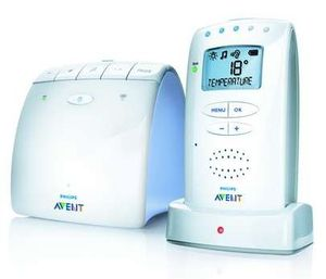 Philips Avent SCD520 baby monitor digital