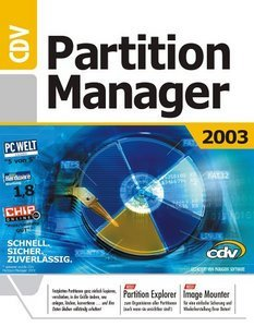 Partition manager 2003 (PC)