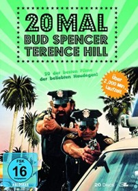 Bud Spencer & Terence Hill Box (20 DVDs)