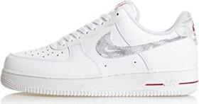 Nike Air Force 1 white/university red/black (Herren) (DH3941-100)