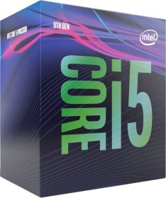 Intel Core i5-9400, 6C/6T, 2.90-4.10GHz, boxed (BX80684I59400)