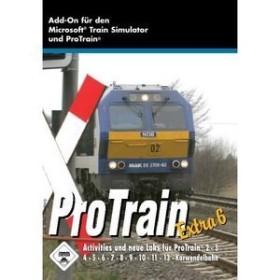 Microsoft Train Simulator - Pro Train Extra 6 (Add-on) (PC)