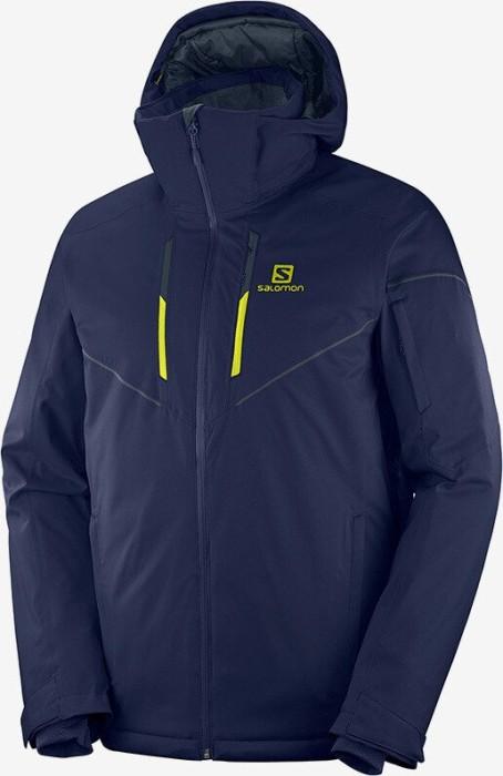 Salomon Ski & Snowboard Jacken in Größe L für Herren
