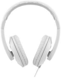 BigBen Colorblock Omega Headset weiß
