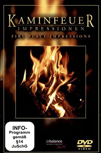 Ambiente: Kaminfeuer Impressionen -- via Amazon Partnerprogramm