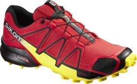 Salomon Speedcross 4 radiant red/black/corona yellow (Herren) (381154)