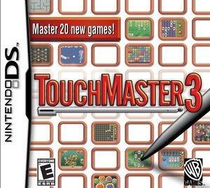Touchmaster 3 (englisch) (DS)