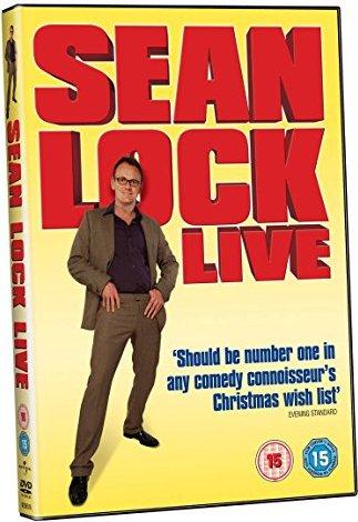 Sean Lock - Live 2008 (UK) -- via Amazon Partnerprogramm