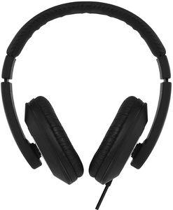 BigBen Colorblock Omega Headset schwarz