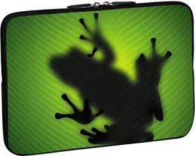 "Pedea Design neopren green frog 15.6"" Schutzhülle (66060401)"