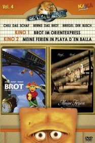 Berndivents - Bernd das Brot Vol. 4: Orientexpress/Ferien in Playa
