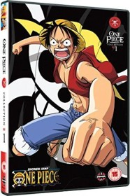One Piece Collection 1 (Episodes 1-26) (UK)