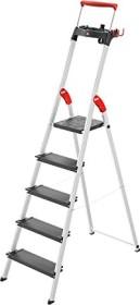 Hailo L100 TopLine Stehleiter 5 Stufen (8050-507)