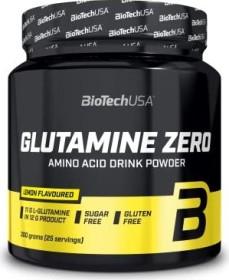 BioTech USA L-Glutamine Zero Zitrone 300g
